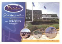 Westkapelle. Fletcher Hotelgroup. Hotel Zuiderduin. Zeeland. Kijk Voor Meer Informatie Op Www.fletcher.nl. - Westkapelle
