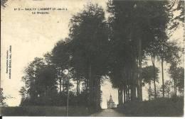 CPA Saulty L'Arbret - La Chapelle - France