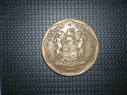 Sudáfrica 50 Céntimos 1994 (4750) - Sudáfrica