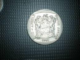 Sudáfrica 2 Rand 1991 (4753) - Sudáfrica