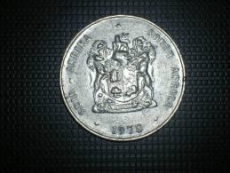 Sudáfrica 1 Rand 1978 (4755) - Sudáfrica