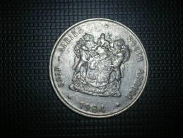 Sudáfrica 1 Rand 1984 (4756) - Sudáfrica