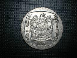 Sudáfrica 5 Rand 1994(4768) - Sudáfrica