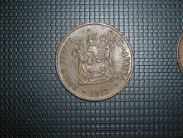 Sudáfrica 2 Céntimos 1977 (4772) - Sudáfrica