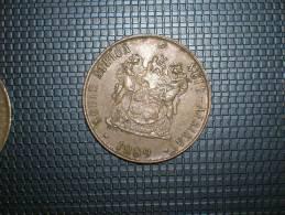 Sudáfrica 2 Céntimos 1989 (4773) - Sudáfrica