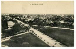 CPA TONKIN - LA VILLE DE HANOI  / Edition Grands Magasins Réunis HANOI / Neuve - Vietnam