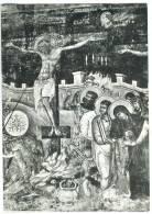 Serbia, Belgrade, Beograd, Église Saint-George Le Village Vieux Nagoricane La Partie De La Composition Crucifix - Serbia