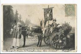 CPA HAUTE GARONNE 31 : LUCHON - FETE DES FLEURS DE LUCHON ( Datée 1904 ) - Luchon