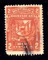 Dominican Republic    89 Fine Used, Map - Dominican Republic