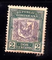 Dominican Republic    127 VF Used - Dominican Republic
