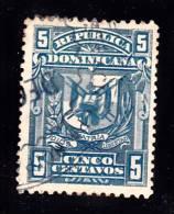 Dominican Republic    90 VF Used - Dominican Republic
