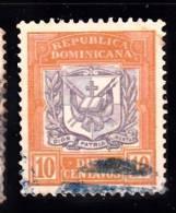 Dominican Republic   132 VF Used - Dominican Republic