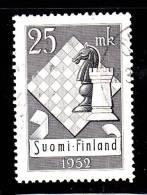 Finland Scott  308 Used VF Chess - Finland