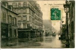 75012 PARIS - Inondations - Rue De Bercy - Arrondissement: 12