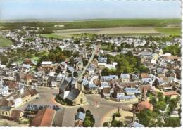 CPSM SAINT ANDRE DE L'EURE (Eure) - En Avion Au-dessus De.....vue Panoramique - France
