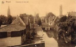 Bruges  -  Panorama Du Quai Vert  -  Nels - Brugge