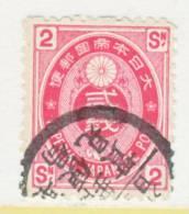 Japan 73  (o)  1883 Issue. - Japan
