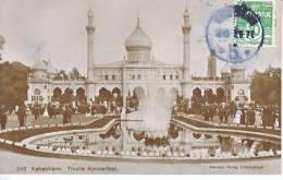 Denmark  Postcard  To Germany  Real Photo - 1913-47 (Christian X)