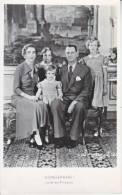Denmark  Postcard  ROYAL  FAMILY  Real Photo - 1913-47 (Christian X)