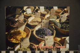 CP, Recette, Cuisine, Les Marchés De Provence, Les Epices Et Herbes De Provence - Recipes (cooking)