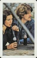 PEPSI * COLA * SOFT DRINK * WOMAN * GIRL * BUDAPEST * CALENDAR * FAJV 1980 * Hungary - Calendarios