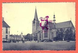 TURNHOUT  -  Markt Met Stadhuis En Sr. Pieterskerk - Turnhout