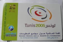 Tunis 2005 - Unclassified