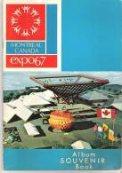 Montreal Canada  EXPO67  Album Souvenir Book - Programs