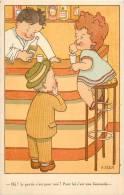 Réf : A -13- 170 : Humoristique Hé Le Pastis C'est Pour Moi, La Limonade C'est Pour Lui... - Cartes Postales