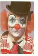 Ganshoren Clown Interdecor Publicité ( Voir Dos  : Pas Une Carte Postale ) Au Format CPA - Ganshoren