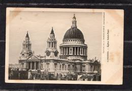 34434      Regno  Unito,  Londres  -  Eglise  Saint-Paul,  NV - St. Paul's Cathedral