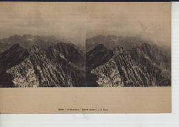 LE MERVEILLEUX  BREVETE DEPOSE E. L. D. PARIS  STEREO   OHL - Stereoscopische Kaarten