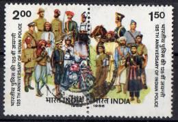 India 1986 Police Anniversary Used - India