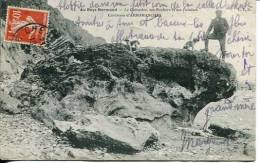N°27895 -cpa Environs D'Arromanches - Arromanches