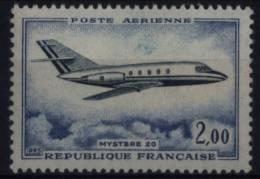 PA N° 42 - X X - ( F 536 ) - ( Mystère 20 ) - Luftpost