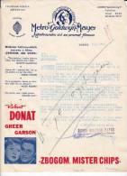 FILM LETTER ON THE MEMORANDUM METRO GOLDWYN MAYER 1941. ONE PAGE - Film