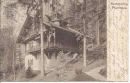 5924 - Semmering Pfarrhaus - Autriche