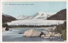 C117. Mendenhall's Glacier, Near Juneau, Alaska - Juneau