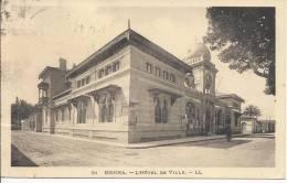 5929 - Biskra Hôtel De Ville - Biskra
