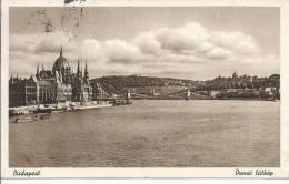 5931 - Budapest Dunai Latkep - Hongrie