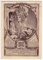 ADVERTISING EAU DE COLOGNE & PARFUMERIE FACTORY KOLN A RHEIN GERMANY 2 PAGES - Advertising