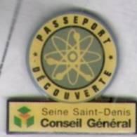 Seine Saint Denis Conseil General - Cities