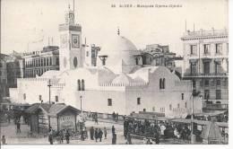 5933 - Alger Mosquée Djema-Djedid - Alger
