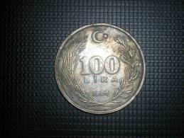 Turquia 100 Liras 1988 (4794) - Turquia