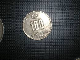Turquia 100 Bin Liras 2004(4795) - Turquia