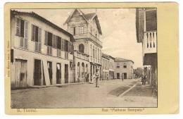 Sao THOME Rua Matheus Sampaio - São Tomé Und Príncipe