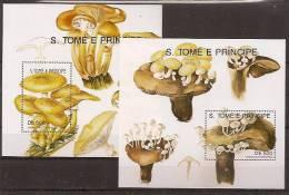 SAO TOME AND PRINCIPE   Mushrooms - Champignons