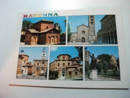Ravenna Chiesa Basilica Edifici  Statua In Multivedute - Ravenna