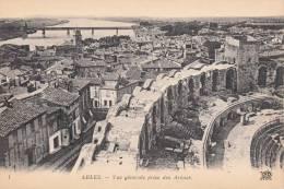 Dép.13 - ARLES. - Vue Générale Prise Des Arènes. ND. Phot. N° 1 - Arles