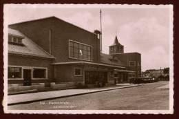 Cpa De Belgique  Blankenberge , Blankenberghe  La Nouvelle Gare   SAB25 - Blankenberge